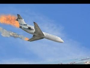Flygolycka