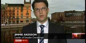 Jimmie Åkesson Riksdagen