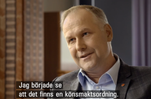 Jonas Sjöstedt Patriarkatet