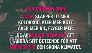 Åsa Romsons talibantal