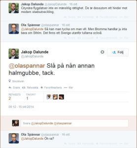 Tweet Halmgubbe