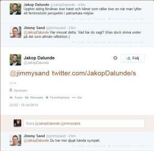 Tweet Jakop