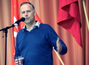 Jonas Sjöstedt Landskrona