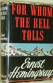 Ernest Hemingway Klockan Klämtar För Dig