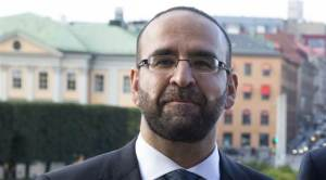 Mehmet Kaplan Rosenbad