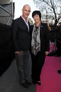 Micael Bindefeld & Mona Sahlin