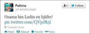 Fatima Doubakil Twitter