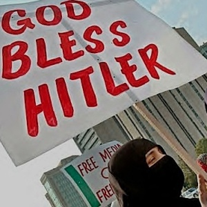 God Bless Hitler