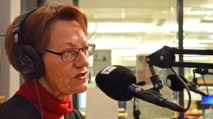Gudrun Schyman Radio