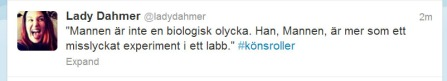Lady Dahmer Tweet