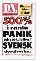 Riksbankens Löpsedel