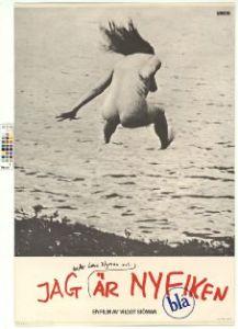 Jag är nyfiken - blå (1968) Filmografinr 1968/04