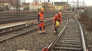 Järnvägsreparation