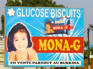Nothing like some good'ol MONA-G Glucose Biscuits.  Is it just me or does that sound distasteful?