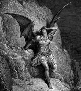 Gustav Dore Lucifer