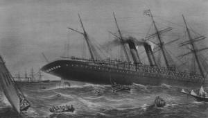 Sjunkande Fartyg