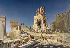 Trojanks Häst