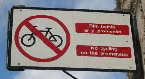 Cykelförbud