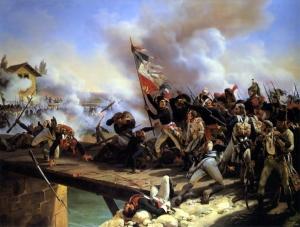 La Bataille du Pont d'Arcol