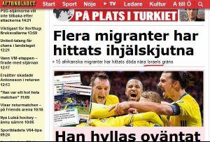 Aftonbladet Israel