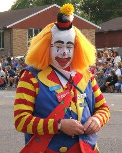 Clown Toddi