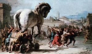 Trojanska Hästen