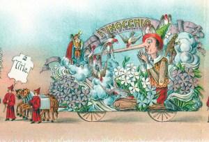 Pinocchio Affisch