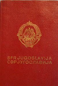 Jugoslaviskt Pass