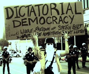 Diktatorisk Demokrati