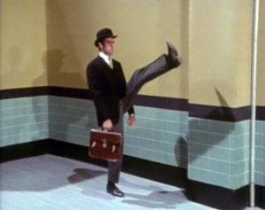 Monty Python Silly Walk