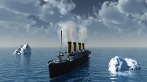 Titanic CGI