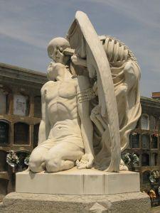 Dödskyss Monument