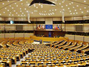 European Parlament Bryssel