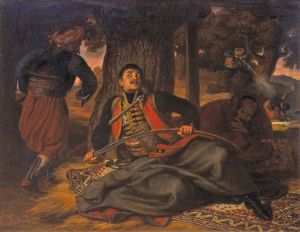 The Assassination of Karadjordje 1863 National Museum Belgrade